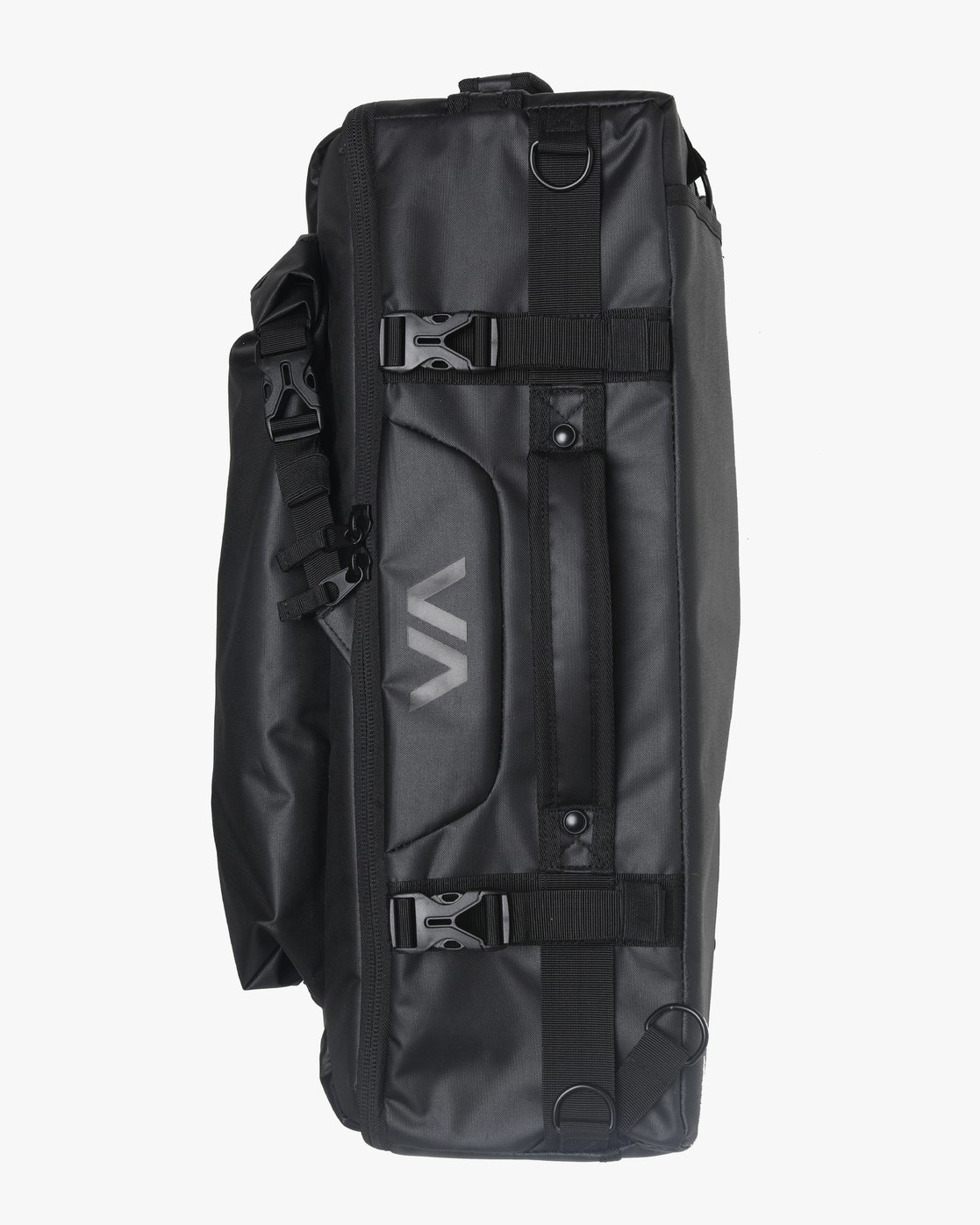 1 Zak Noyle Camera Duffel Bag Black R391459 RVCA