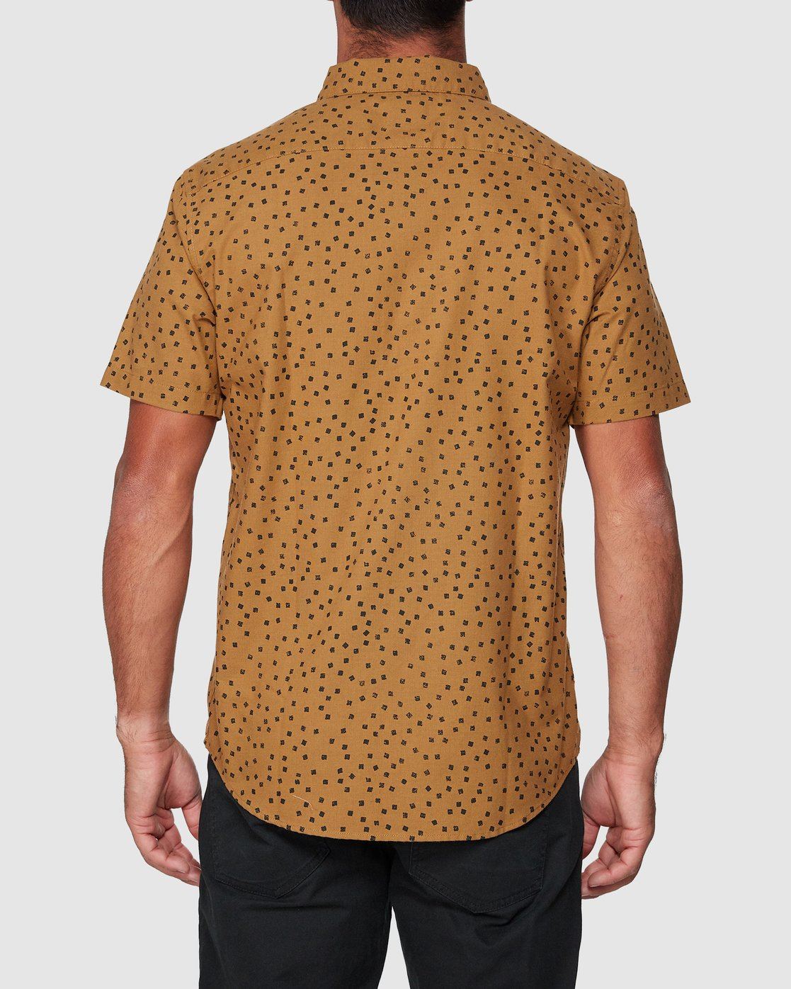 3 Thatll Do Print Short Sleeve Shirt  R393188 RVCA