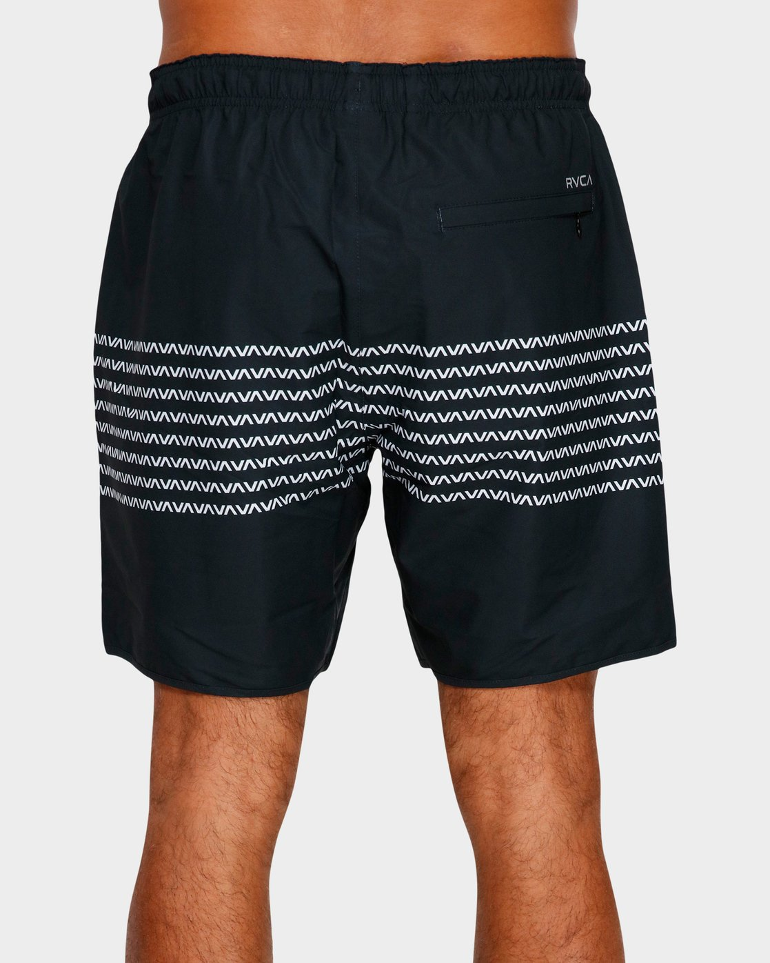 2 YOGGER STRETCH SHORTS Black R393313 RVCA