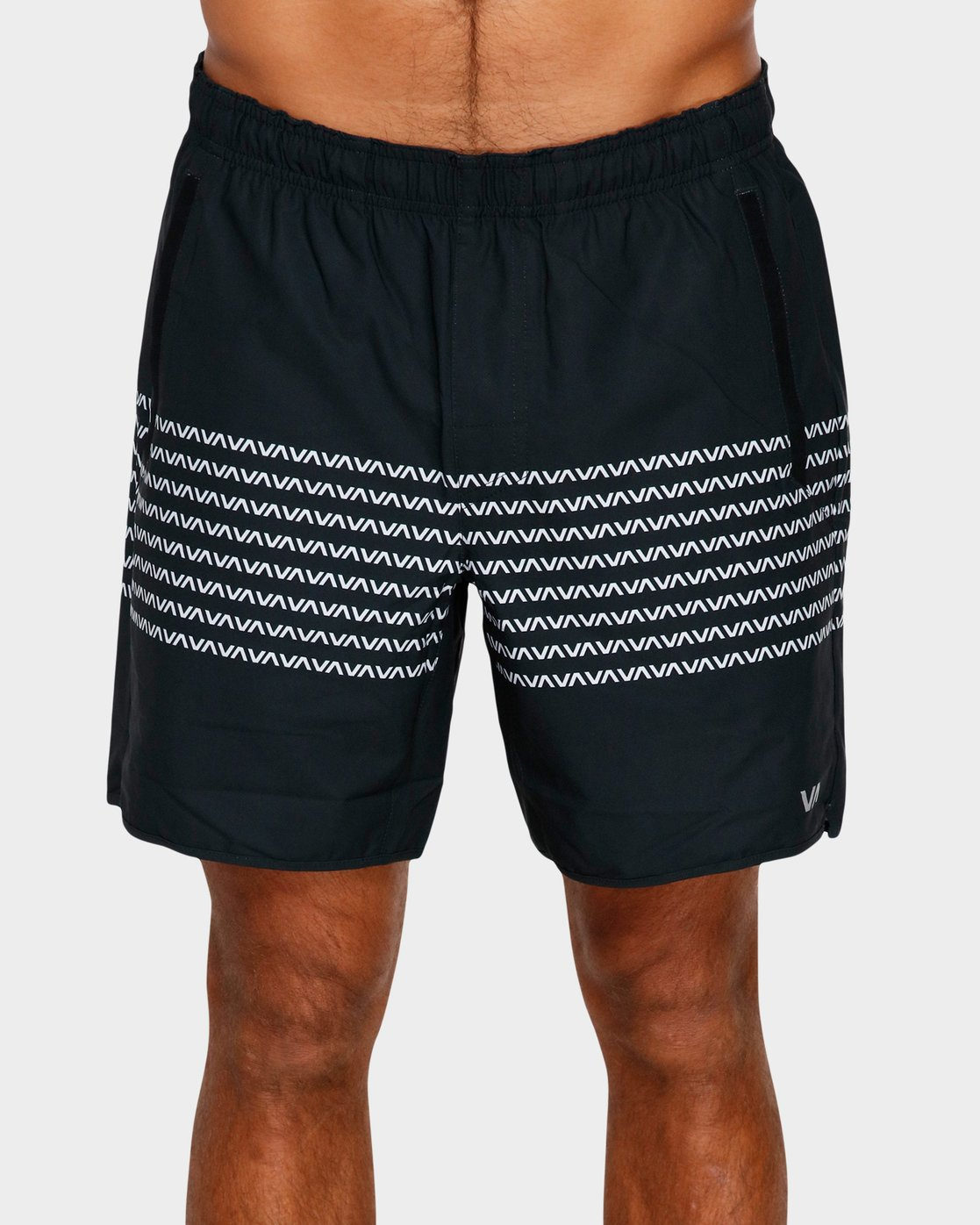 1 YOGGER STRETCH SHORTS Black R393313 RVCA