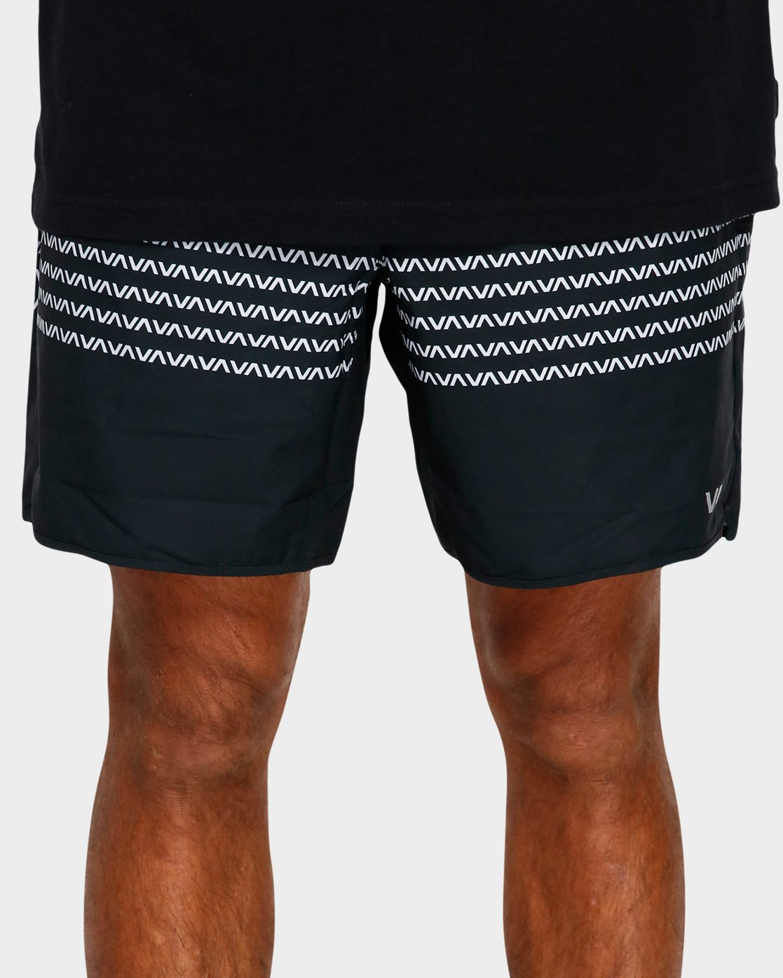 4 YOGGER STRETCH SHORTS Black R393313 RVCA