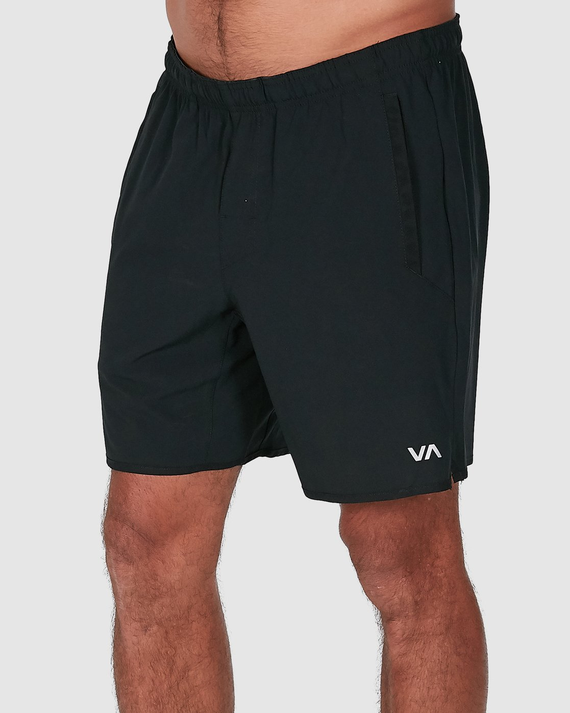 0 Yogger Stretch Shorts Black R393313 RVCA