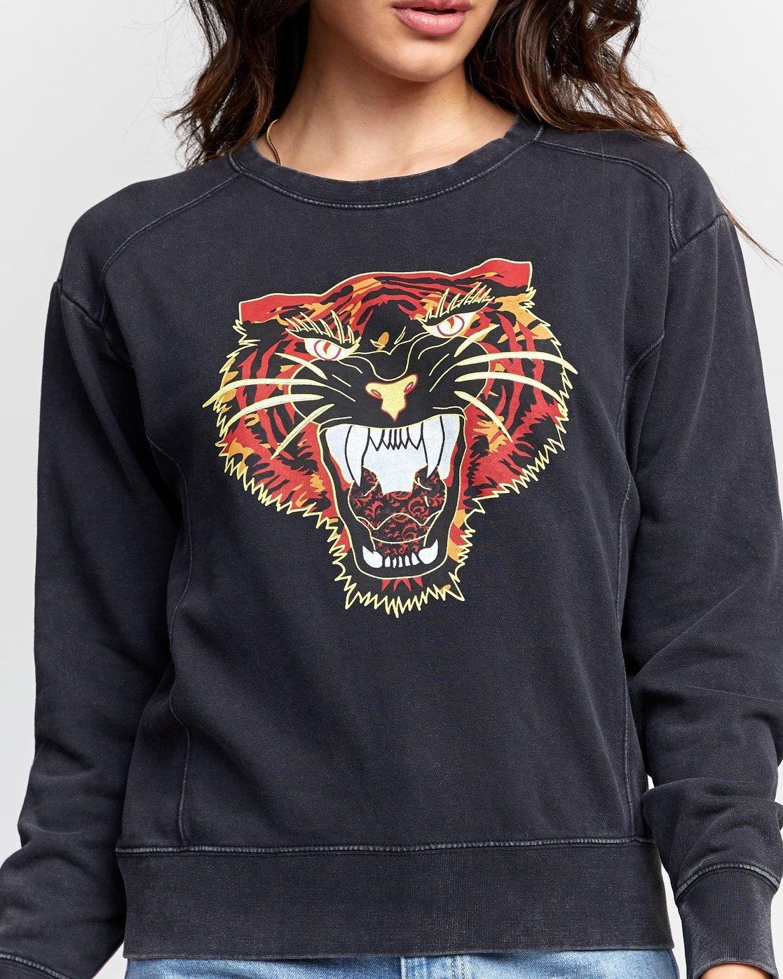 4 Ben Venom Mended - Sweatshirt for Women  R3FLRARVW9 RVCA