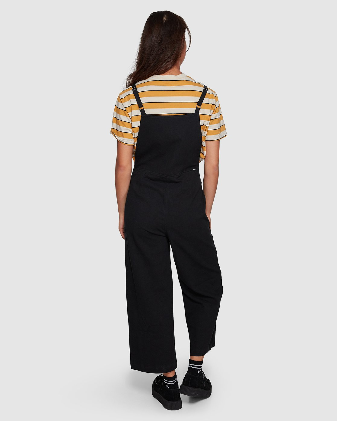 2 Shoutout Jumpsuit Black R407752 RVCA