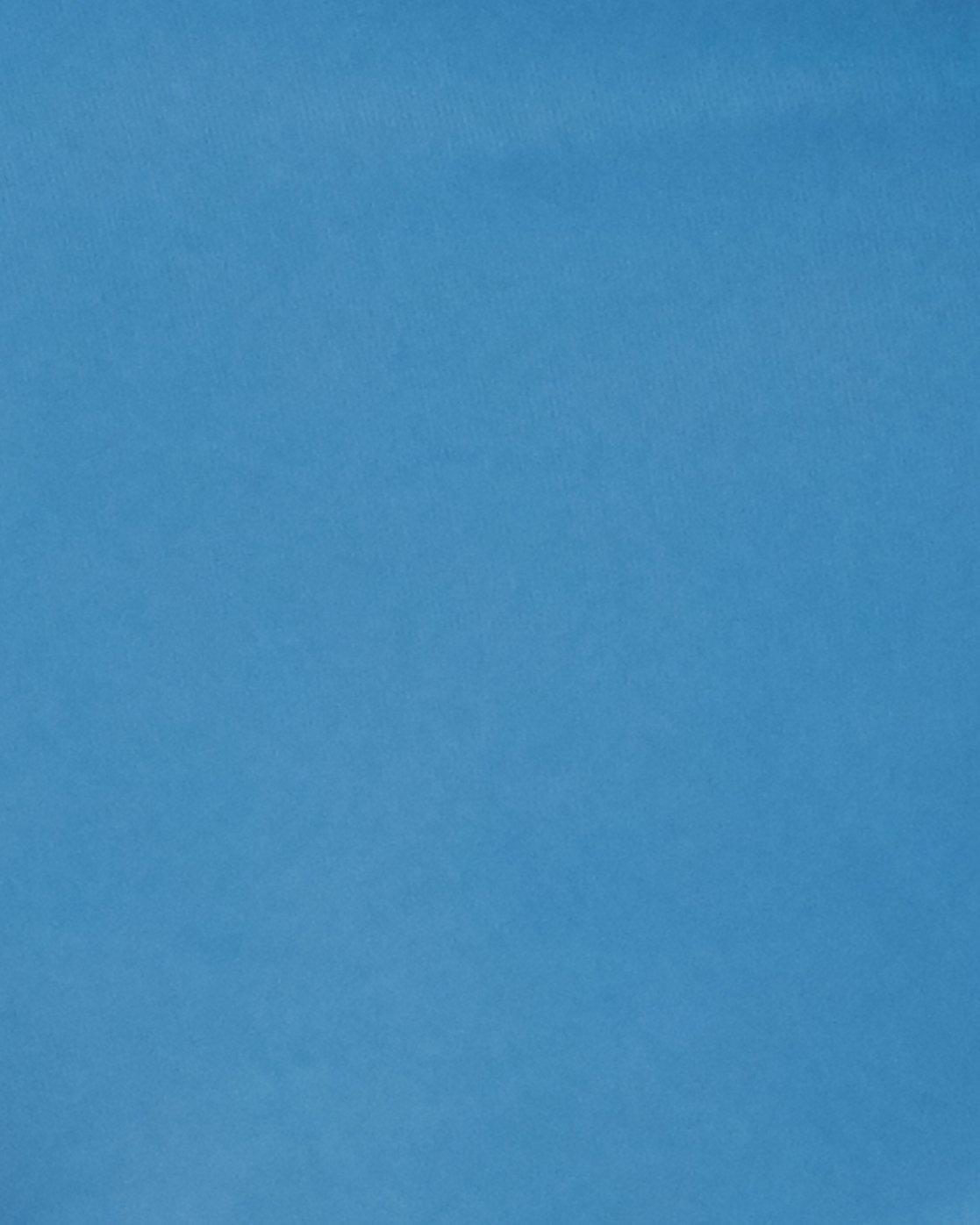 3 Solid High Rise Bikini Bottom Blue R408822 RVCA