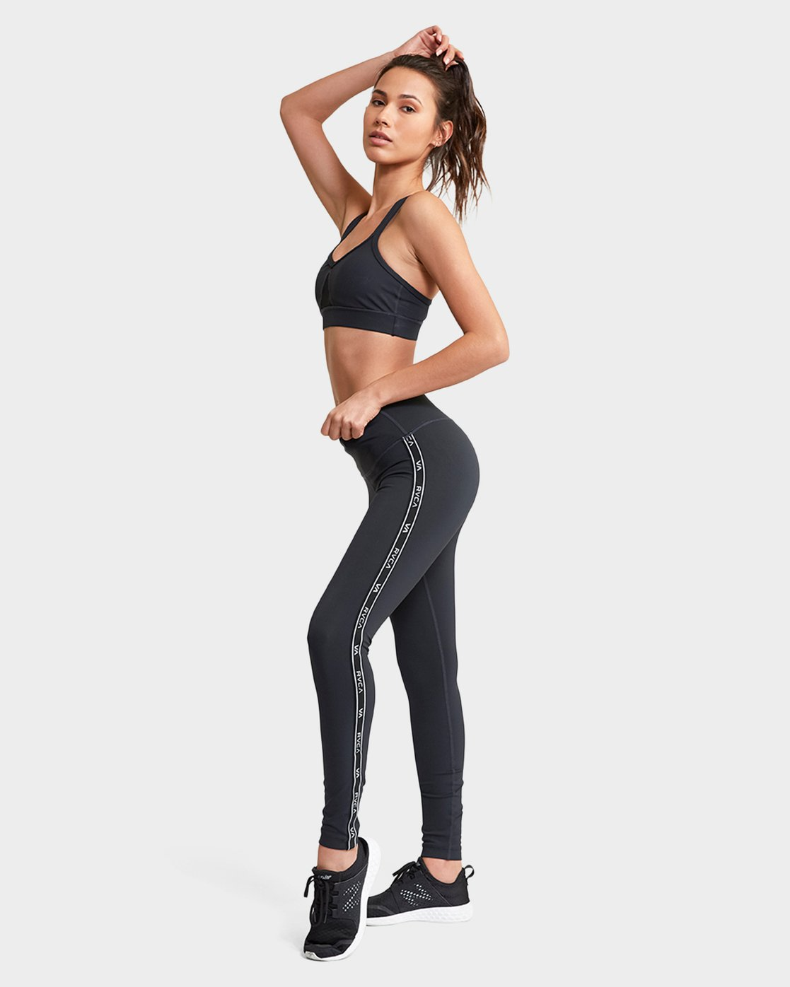 4 Recon Legging Black R481272 RVCA