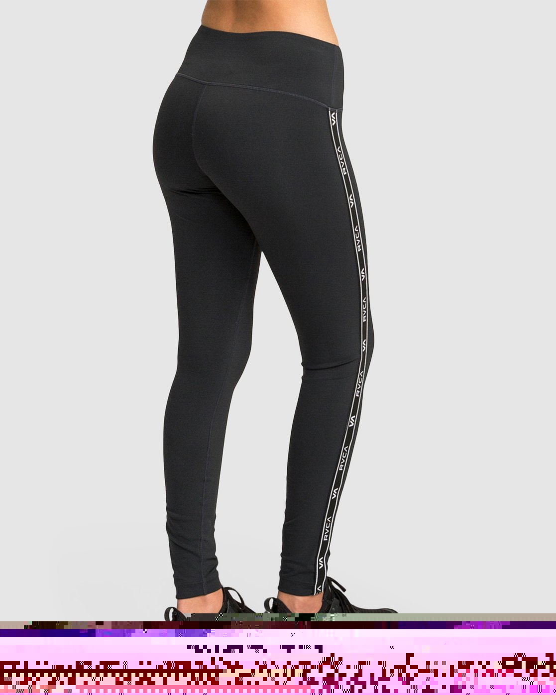 3 Recon Legging Black R481272 RVCA