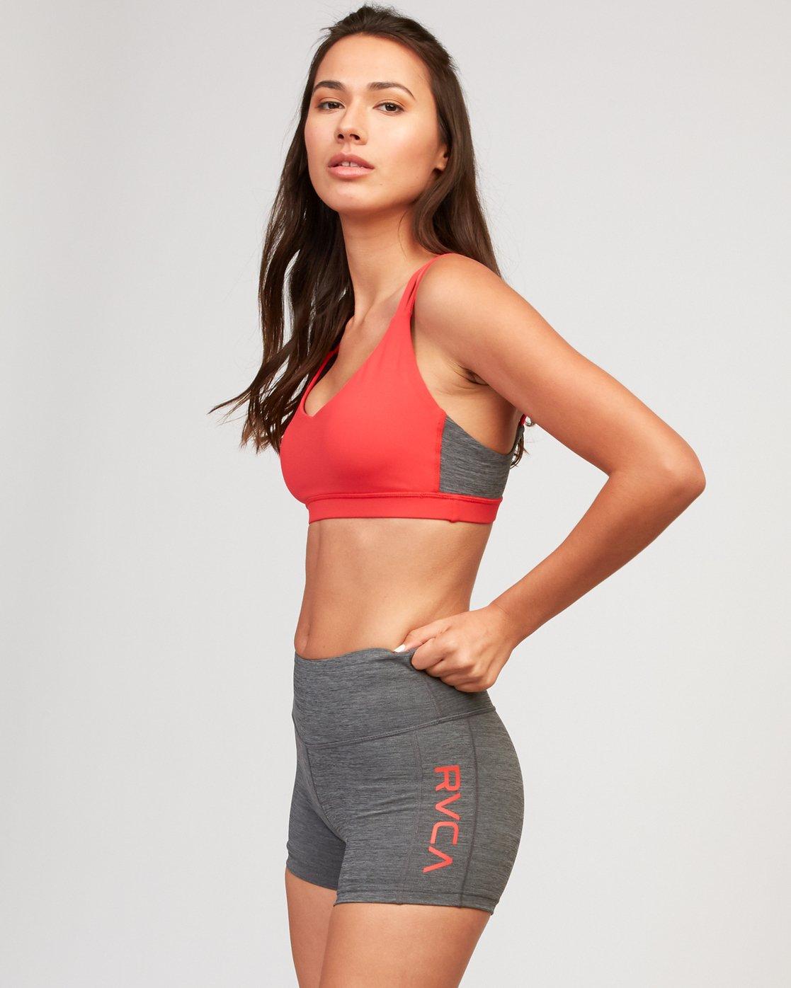 4 VA Shorts Grey R481315 RVCA