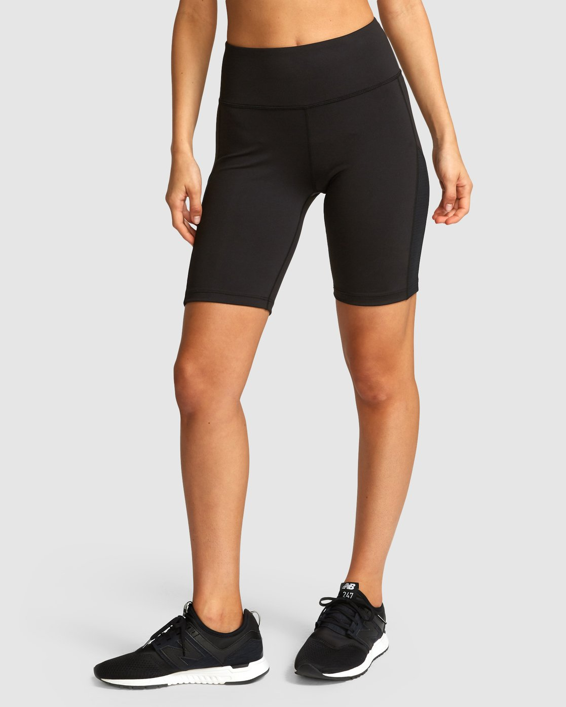0 VA Di Shorts Black R491873 RVCA