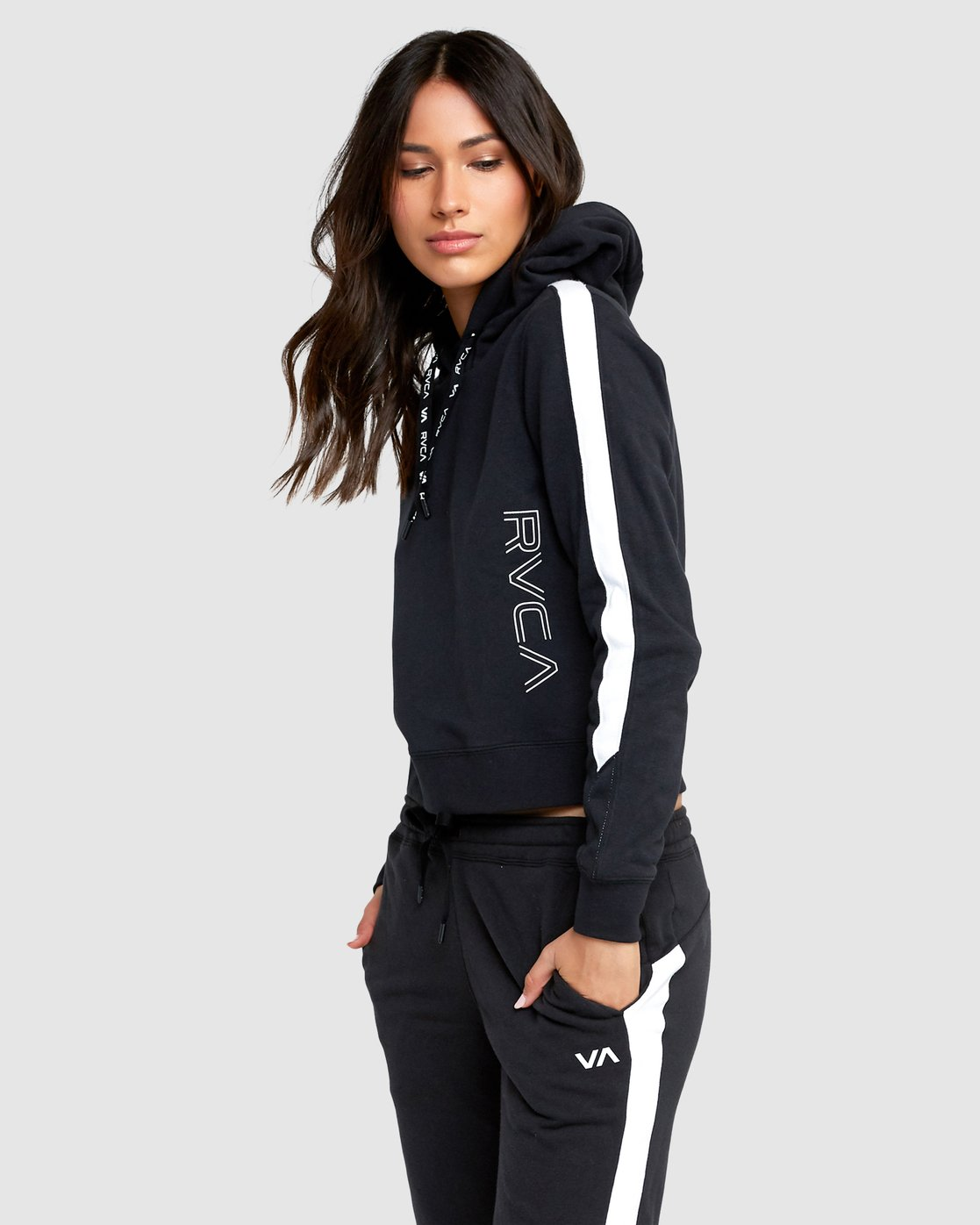 2 Tycho Pullover Hoodie  R493151 RVCA