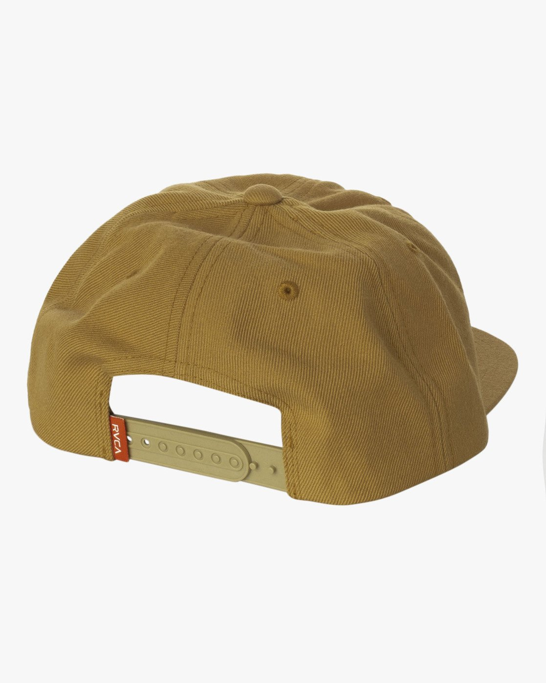 1 Matty Matheson - Snapback Cap for Men Brown R5CPMARVW9 RVCA