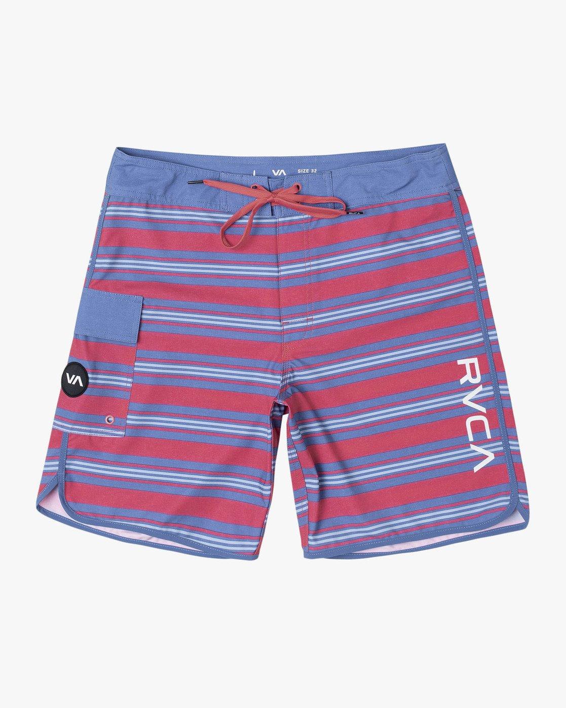 "0 Eastern Trunk 18"" - Board Shorts for Men  S1BSRBRVP0 RVCA"
