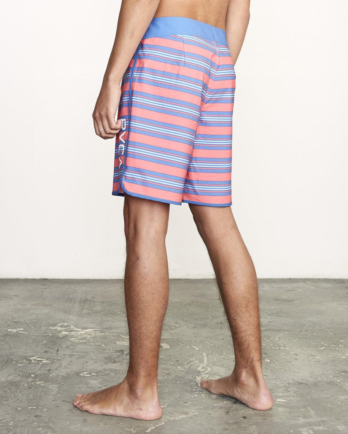 "3 Eastern Trunk 18"" - Board Shorts for Men  S1BSRBRVP0 RVCA"