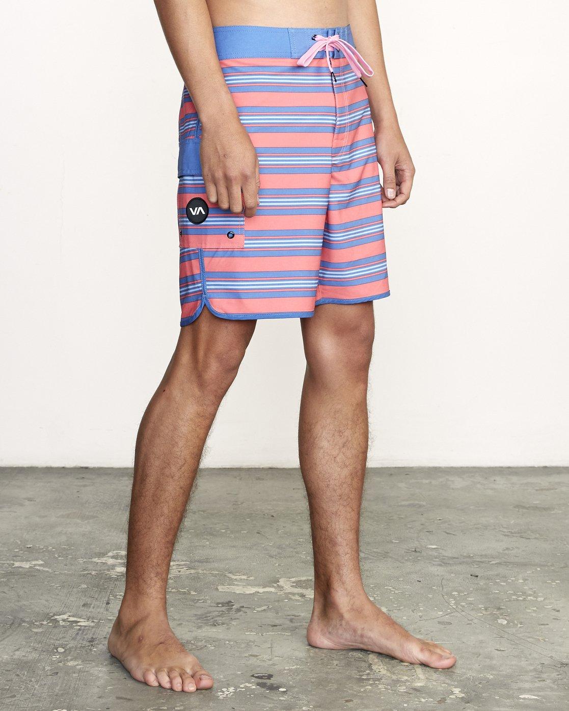 "6 Eastern Trunk 18"" - Board Shorts for Men  S1BSRBRVP0 RVCA"