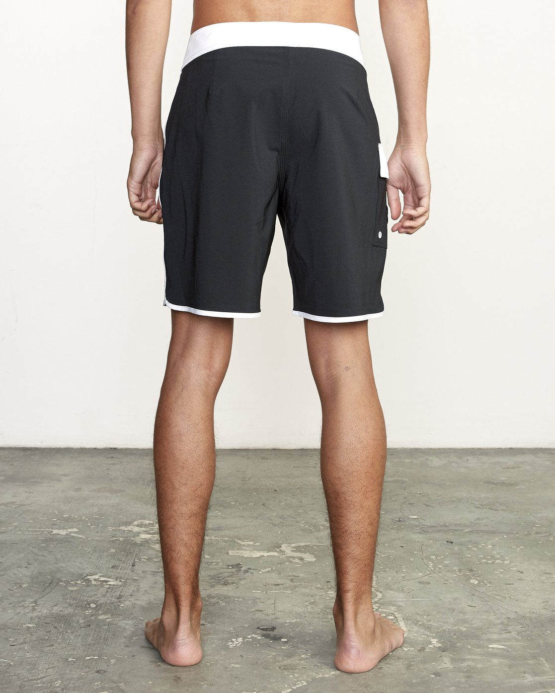 "4 Eastern Trunk 18"" - Board Shorts for Men Black S1BSRBRVP0 RVCA"