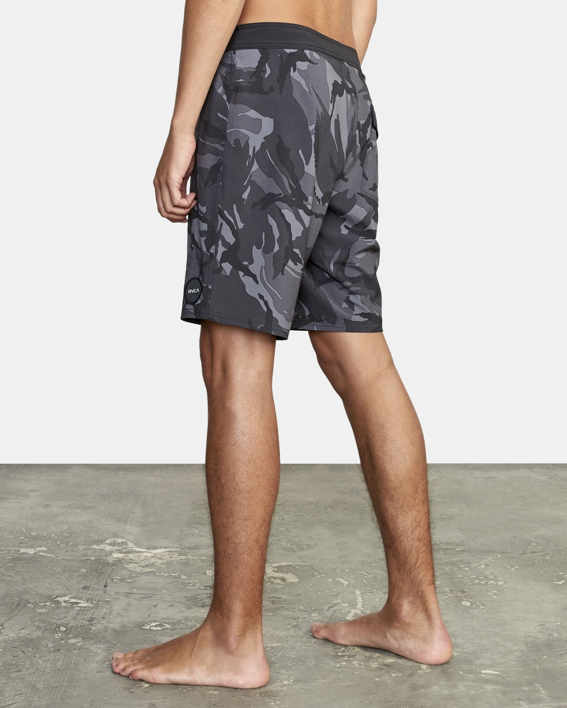 2 VA Trunk Print - Board Shorts for Men Black S1BSRJRVP0 RVCA
