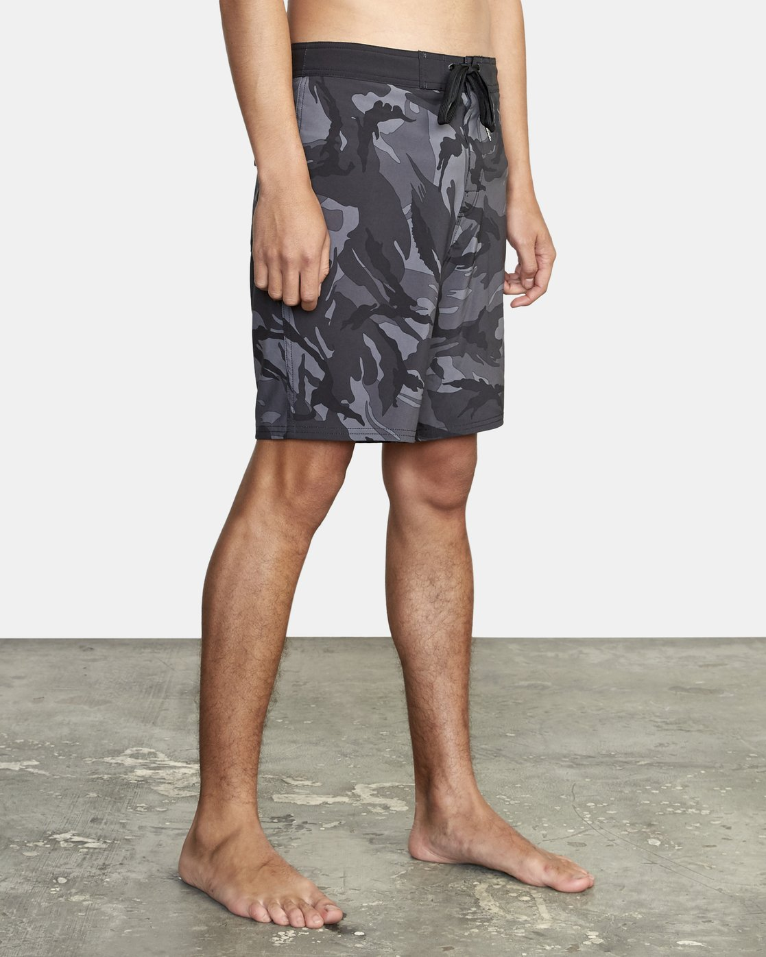 5 VA Trunk Print - Board Shorts for Men Black S1BSRJRVP0 RVCA