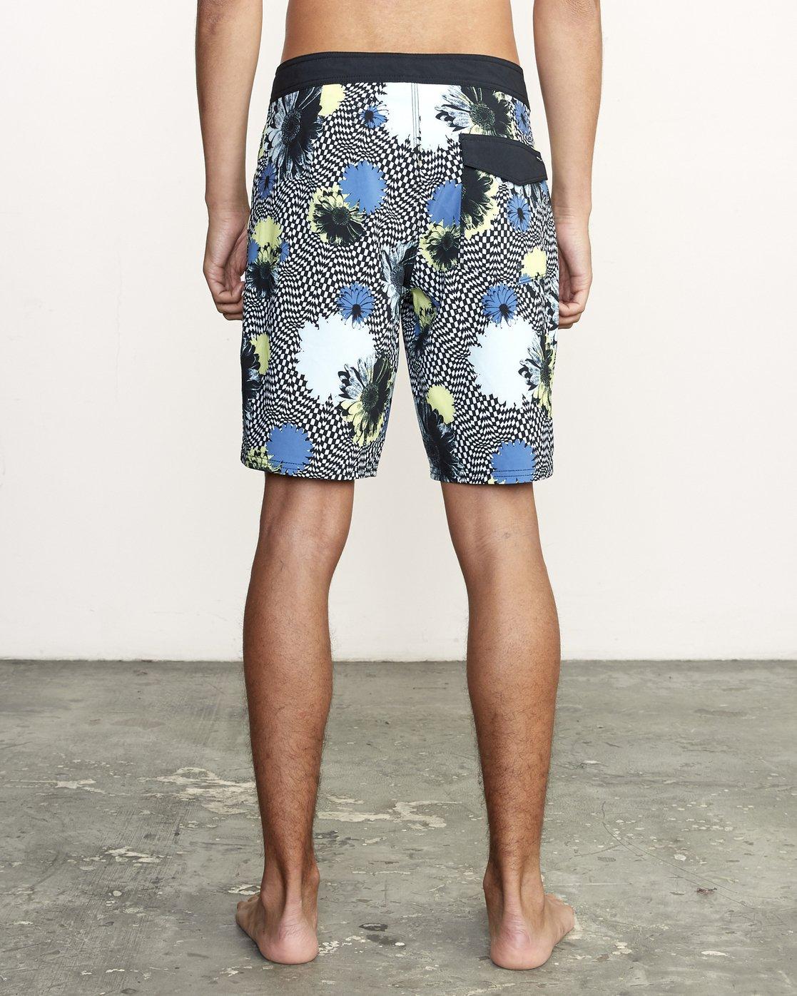 4 VA Trunk Print - Board Shorts for Men  S1BSRJRVP0 RVCA