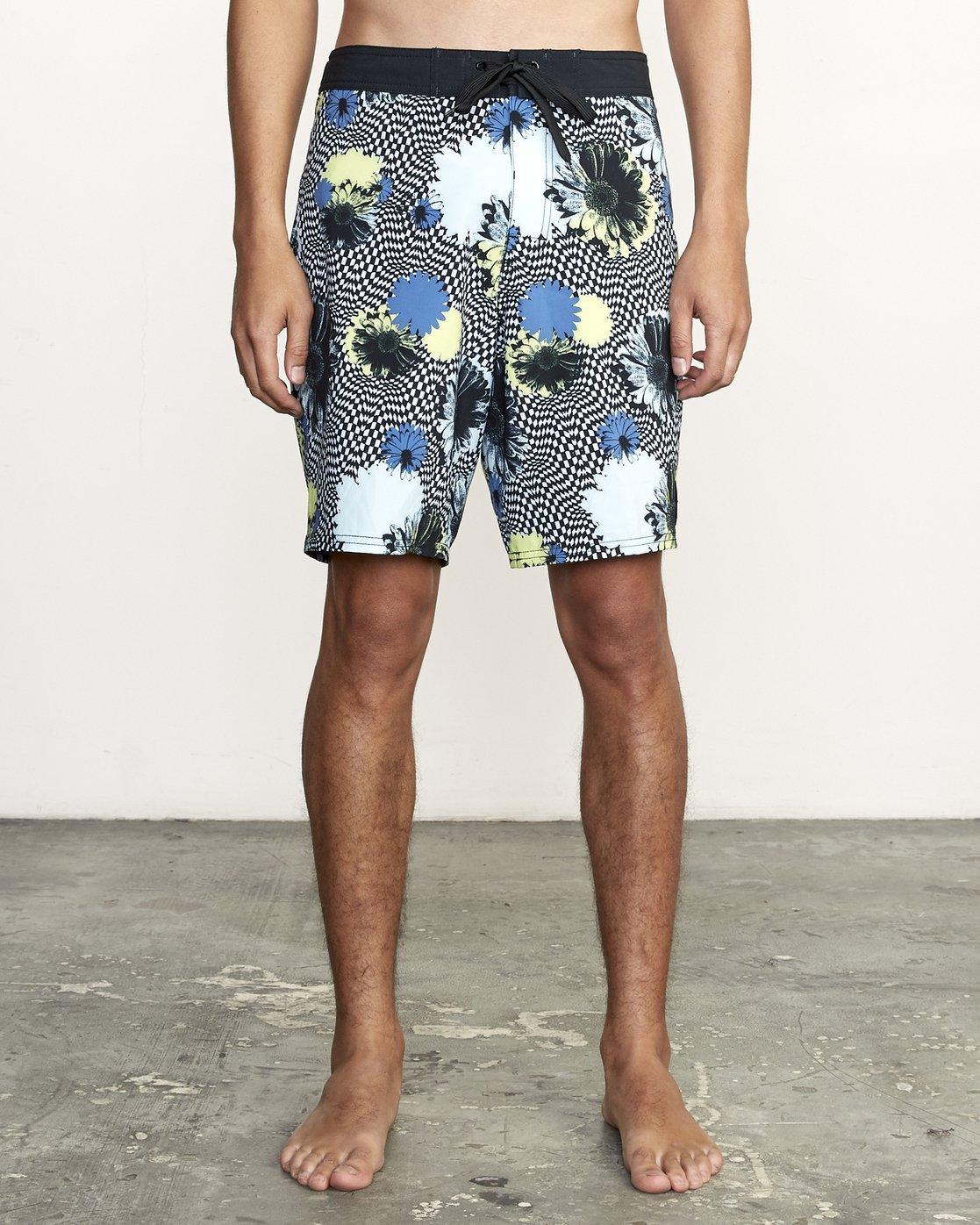1 VA Trunk Print - Board Shorts for Men  S1BSRJRVP0 RVCA