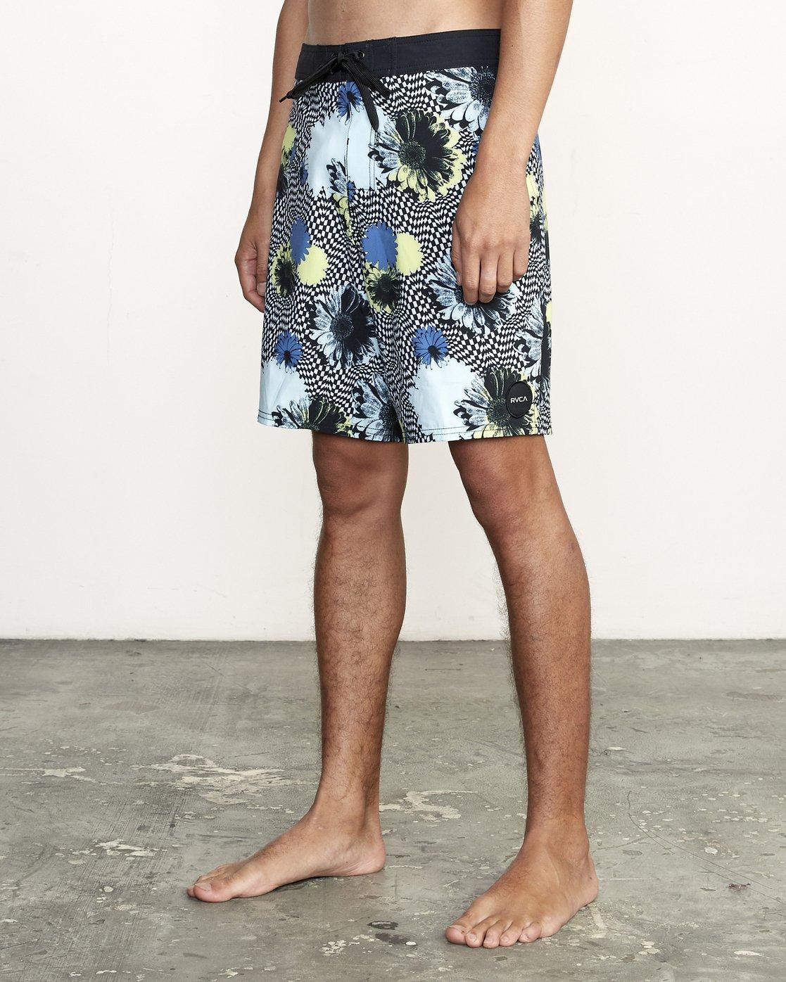 2 VA Trunk Print - Board Shorts for Men  S1BSRJRVP0 RVCA