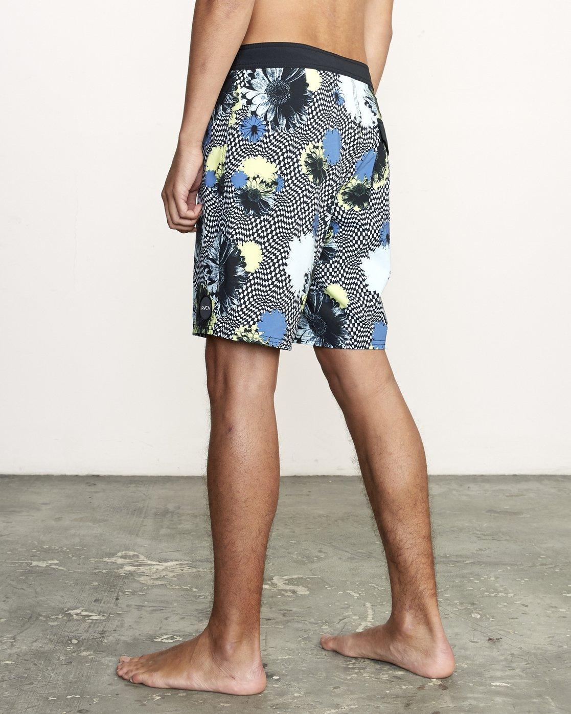 3 VA Trunk Print - Board Shorts for Men  S1BSRJRVP0 RVCA