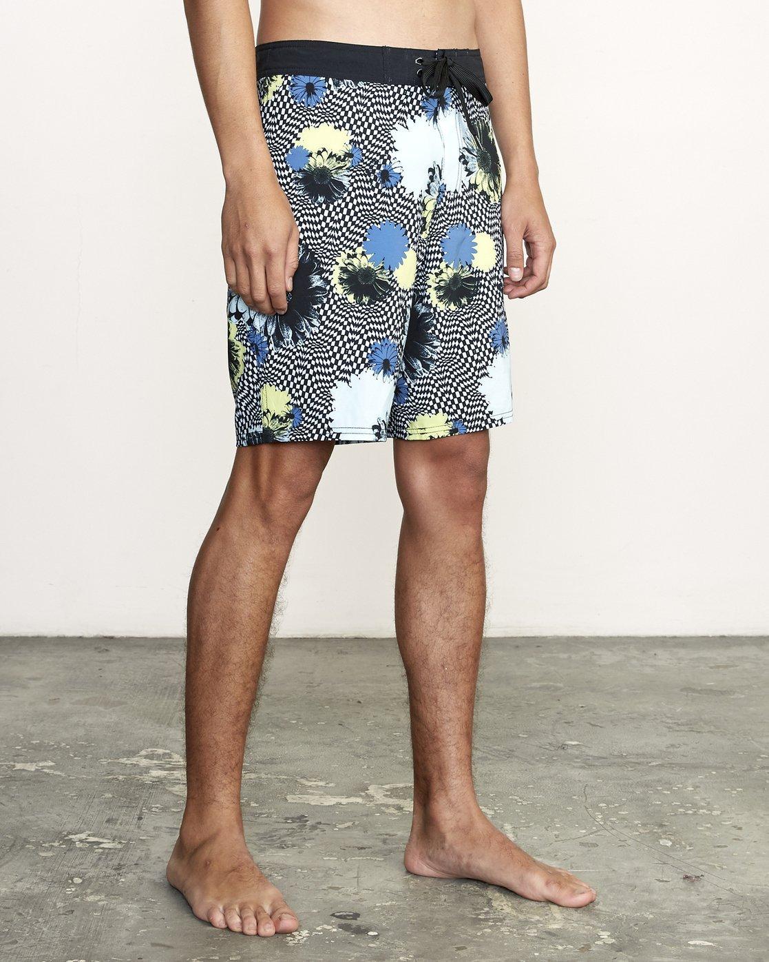 6 VA Trunk Print - Board Shorts for Men  S1BSRJRVP0 RVCA