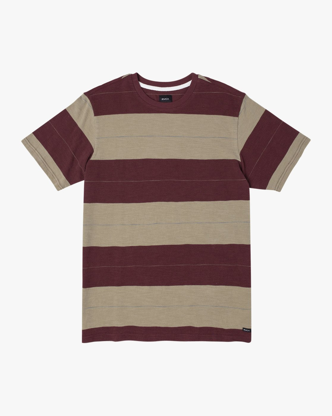 0 Rumble - Striped T-Shirt for Men  S1KTRBRVP0 RVCA