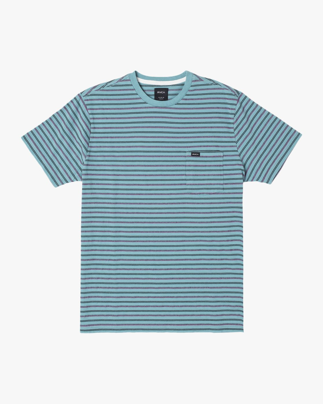 0 Ptc Stripe - Striped T-Shirt for Men  S1KTRERVP0 RVCA