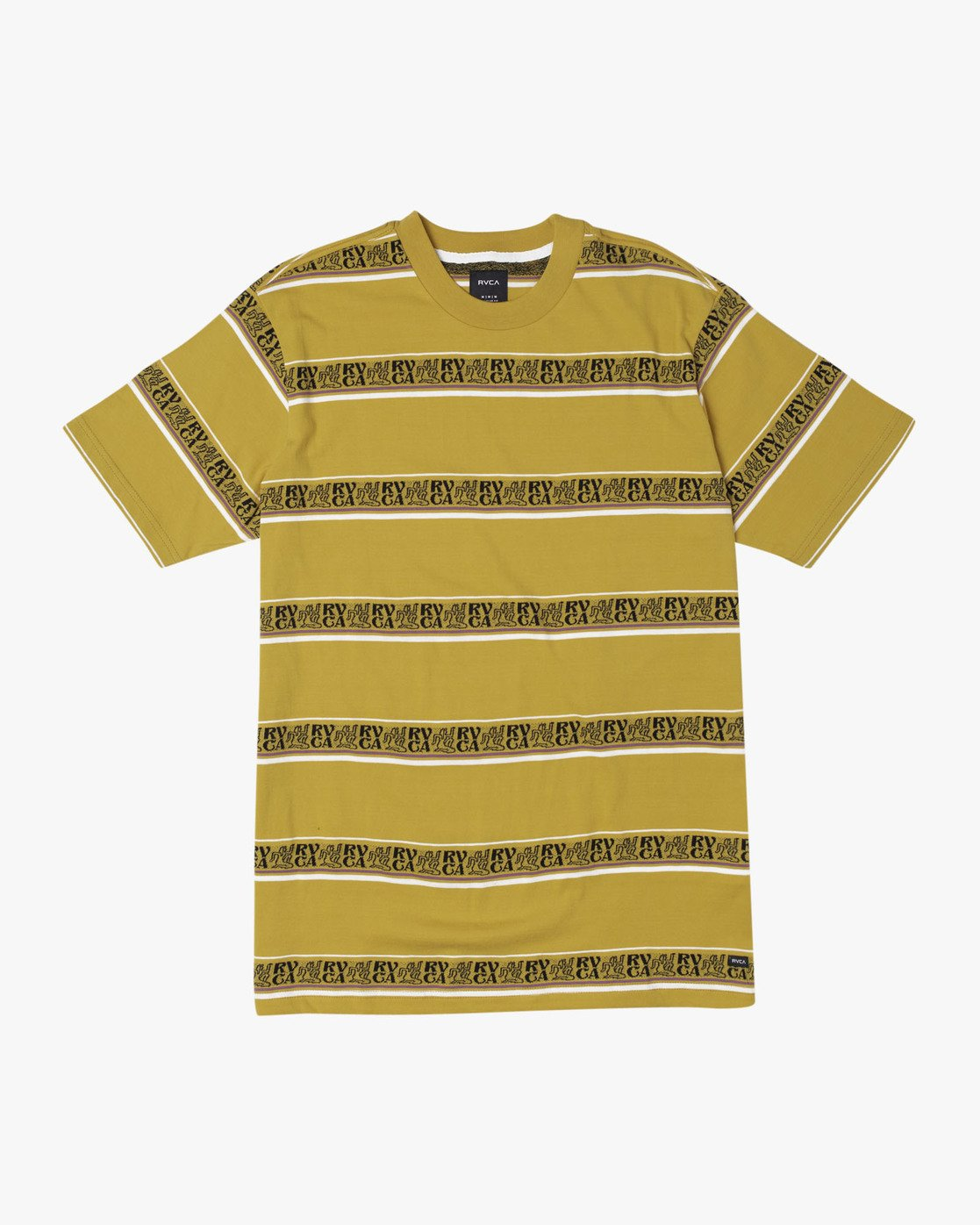 0 Cairo - Striped T-Shirt for Men  S1KTRFRVP0 RVCA