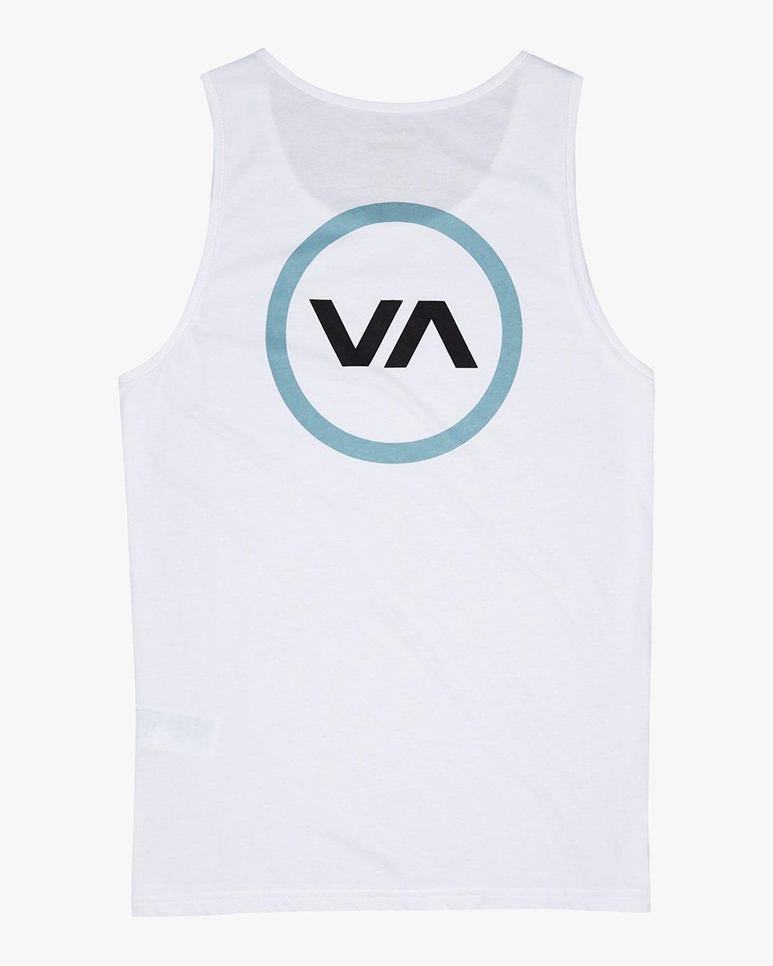 5 VA Mod - T-Shirt for Men White S1SGRBRVP0 RVCA
