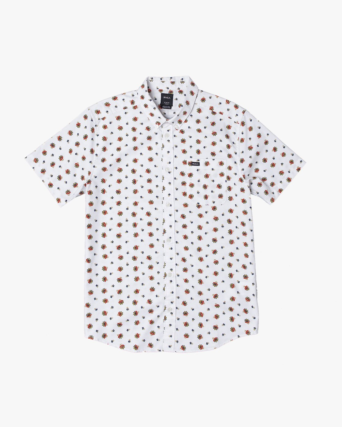 0 Thatll Do Print - Printed Shirt for Men White S1SHRBRVP0 RVCA