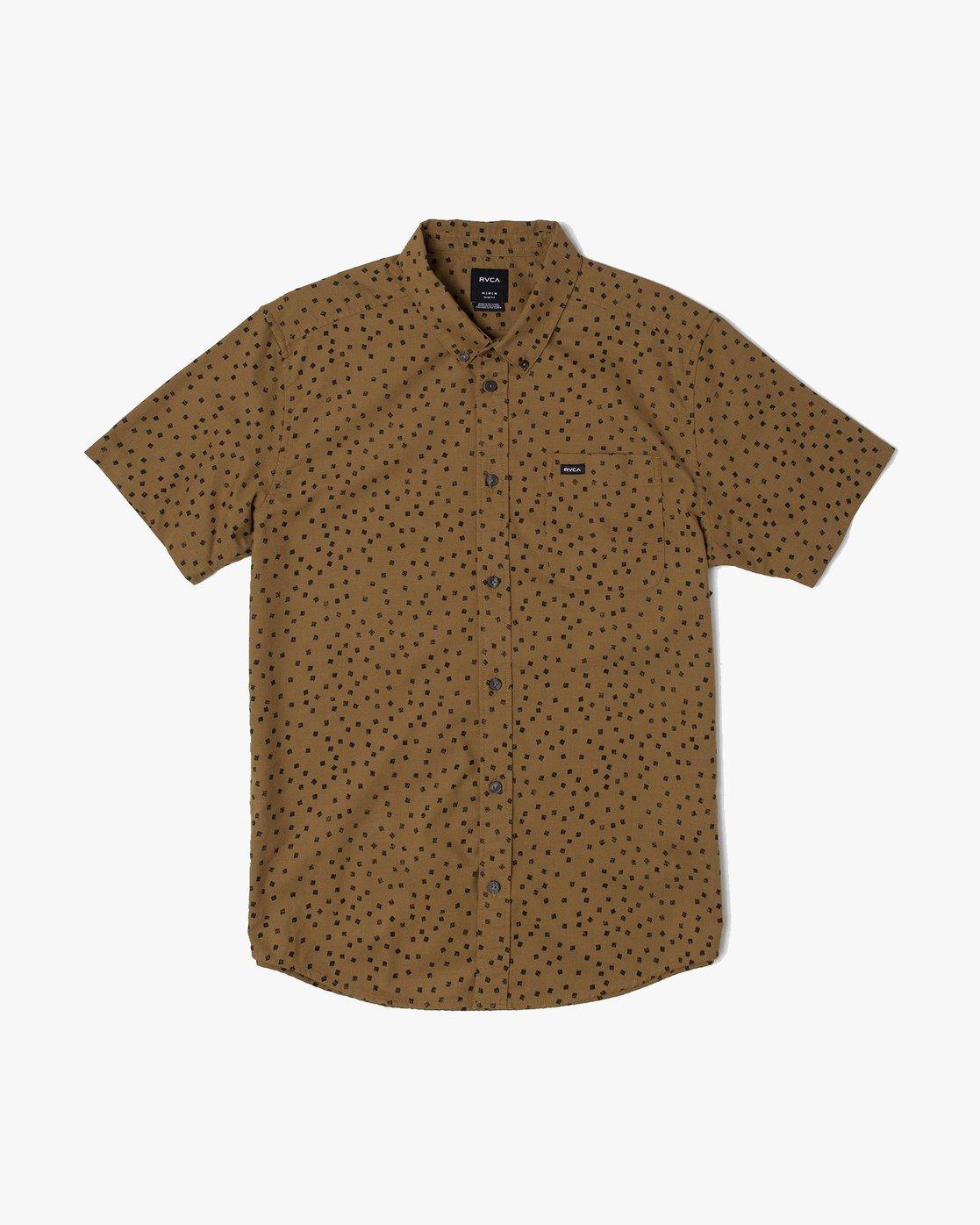 0 Thatll Do Print - Printed Shirt for Men  S1SHRBRVP0 RVCA
