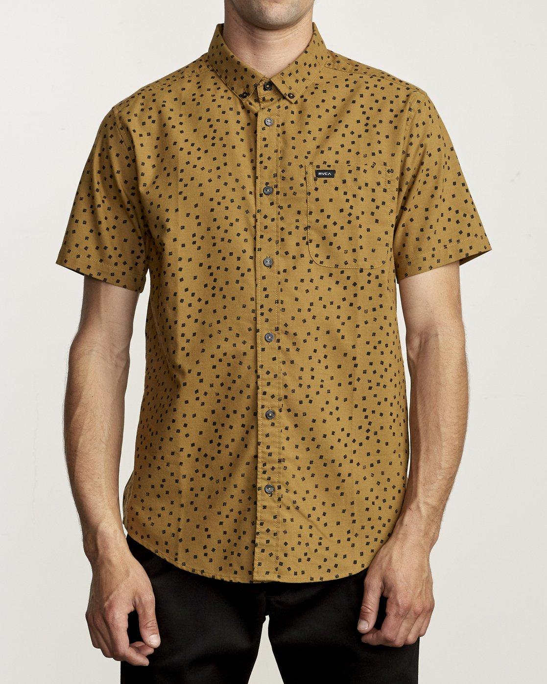 1 Thatll Do Print - Printed Shirt for Men  S1SHRBRVP0 RVCA