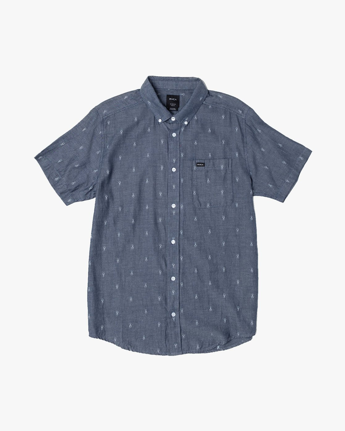 0 Thatll Do Dobby - Shirt for Men Blue S1SHRDRVP0 RVCA