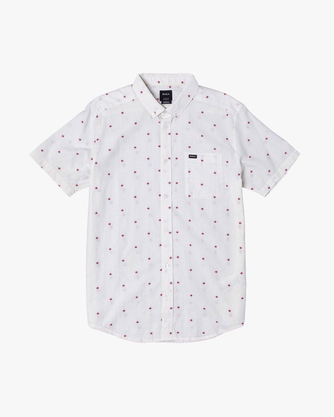 0 Thatll Do Dobby - Shirt for Men  S1SHRDRVP0 RVCA