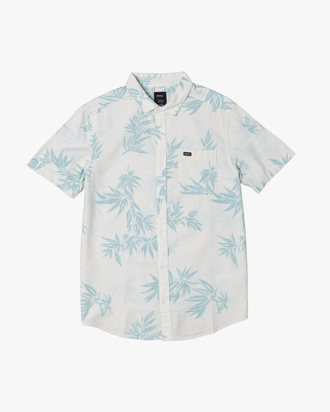 0 Richmond - Printed Shirt for Men Silver S1SHRERVP0 RVCA