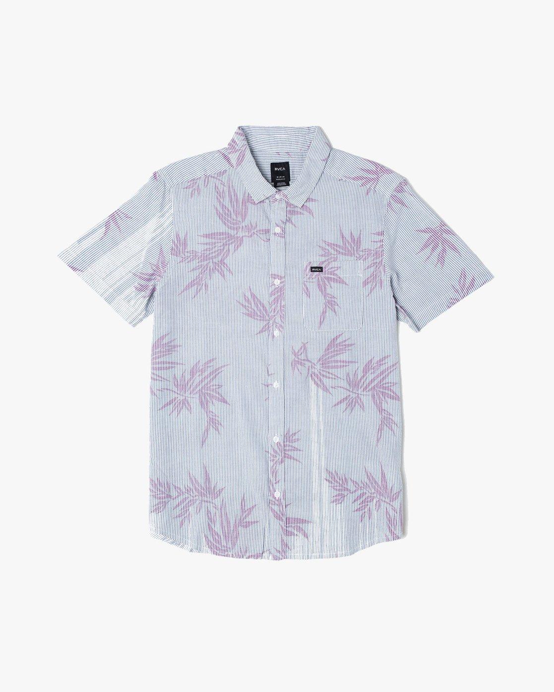 0 Richmond - Printed Shirt for Men  S1SHRERVP0 RVCA