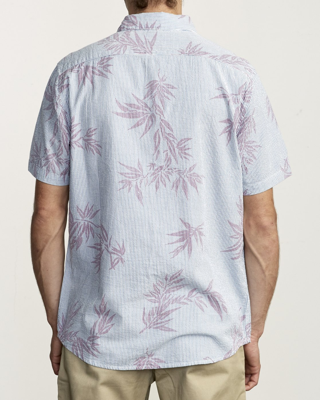 2 Richmond - Printed Shirt for Men  S1SHRERVP0 RVCA