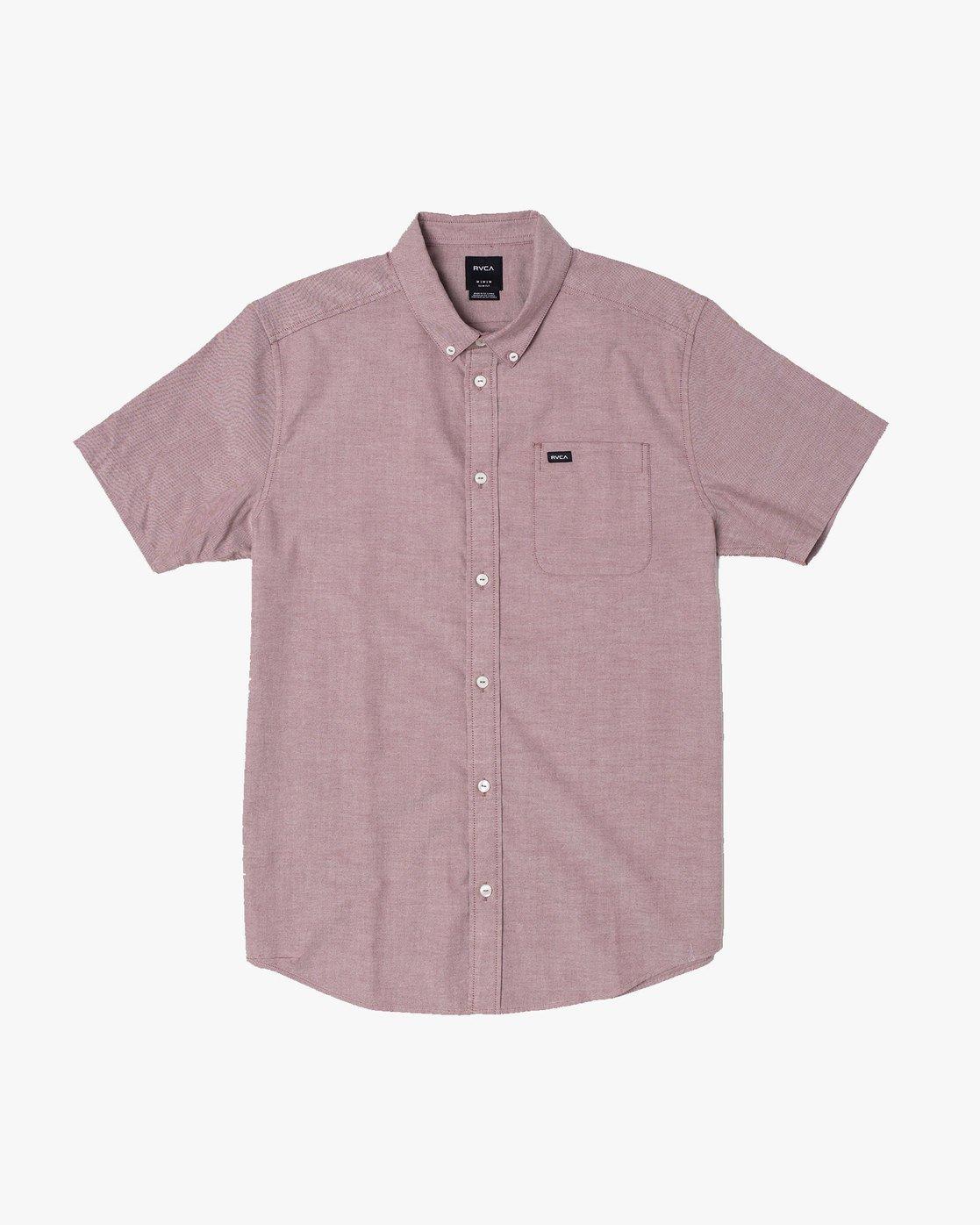 0 Thatll Do Stretch - Shirt for Men  S1SHRPRVP0 RVCA