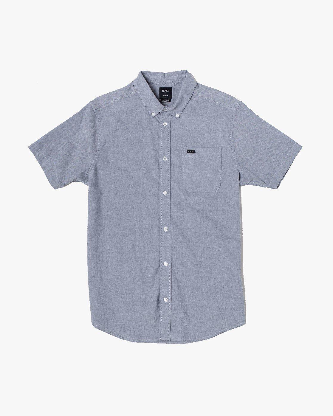 0 Thatll Do Stretch - Shirt for Men Blue S1SHRPRVP0 RVCA