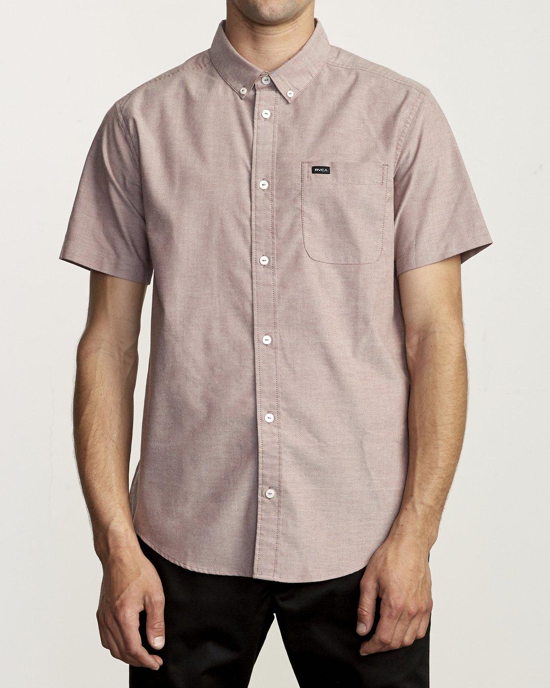 1 Thatll Do Stretch - Shirt for Men  S1SHRPRVP0 RVCA