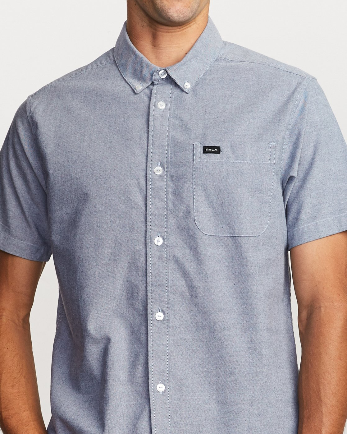 5 Thatll Do Stretch - Shirt for Men Blue S1SHRPRVP0 RVCA