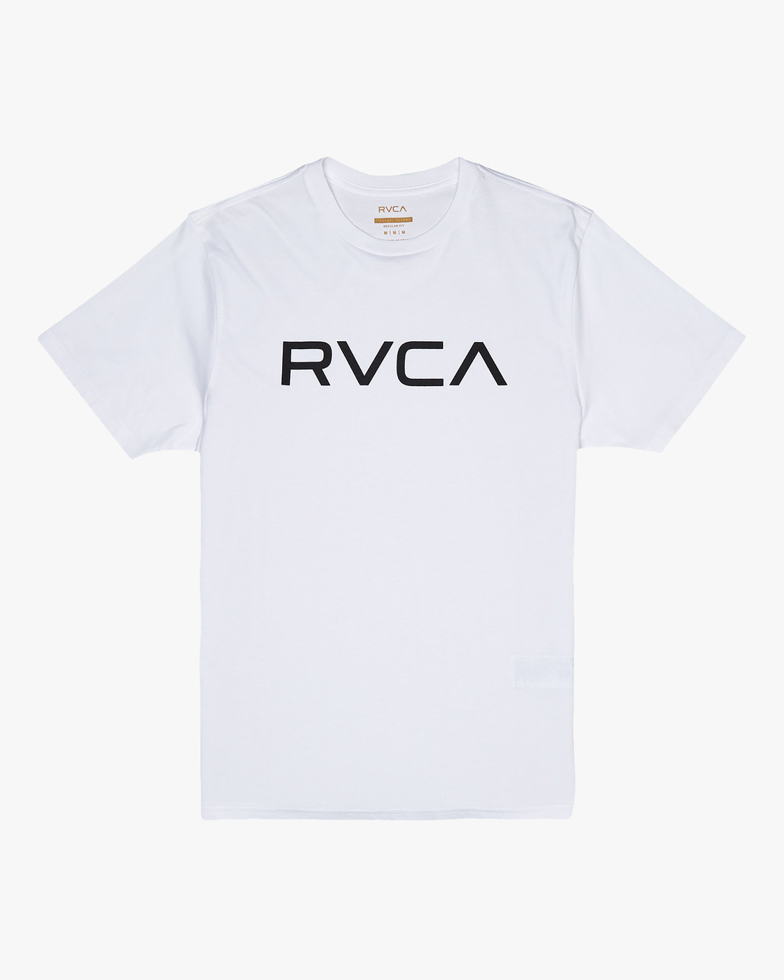 0 Big RVCA - T-Shirt for Men White S1SSRPRVP0 RVCA