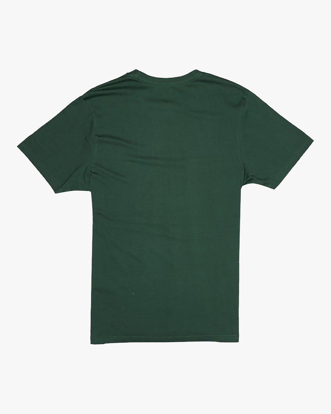 1 Big RVCA - T-Shirt for Men Green S1SSRPRVP0 RVCA