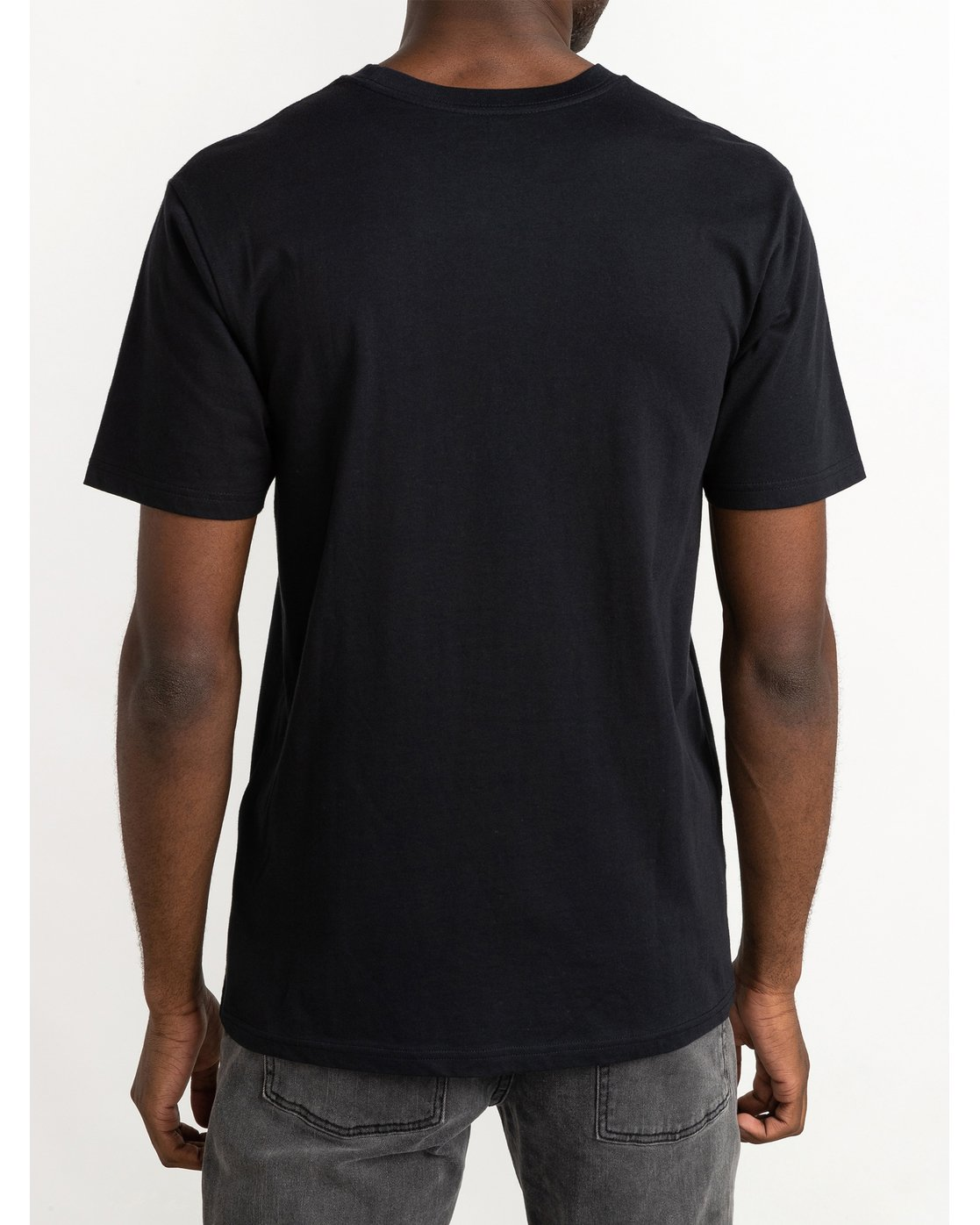 2 Balance - T-Shirt for Men Black S1SSRVRVP0 RVCA