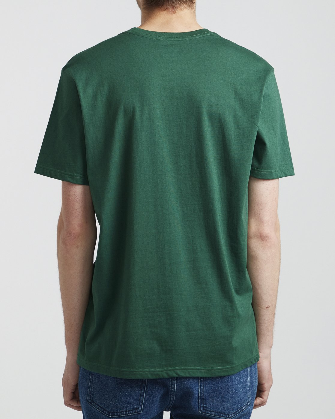 5 Balance - T-Shirt for Men Green S1SSRVRVP0 RVCA