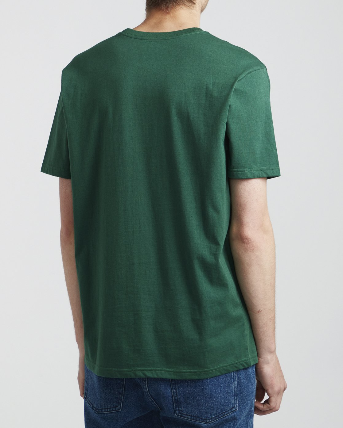 4 Balance - T-Shirt for Men Green S1SSRVRVP0 RVCA