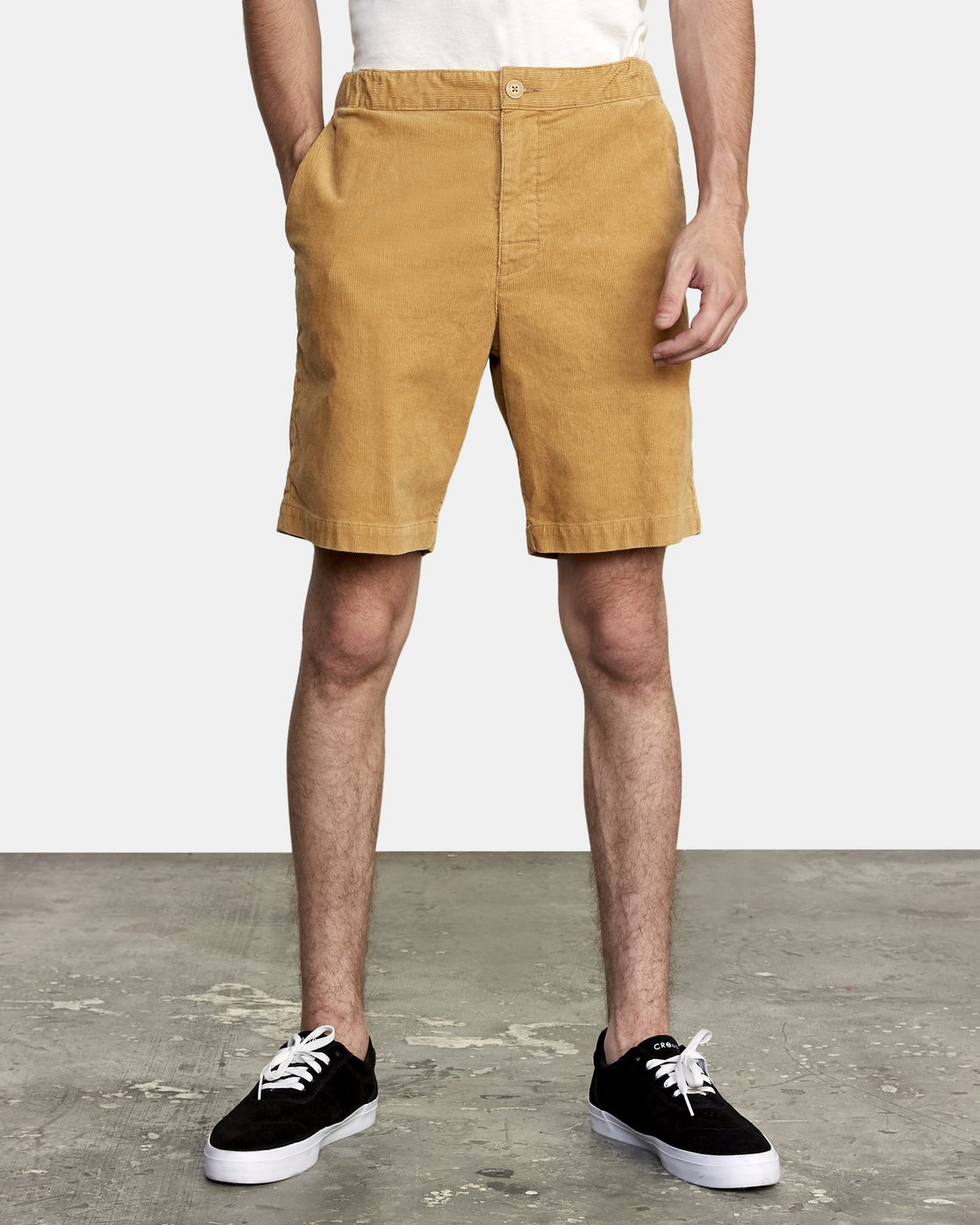 """1 All Time Slate 18"""" - Solid Shorts for Men  S1WKRKRVP0 RVCA"""