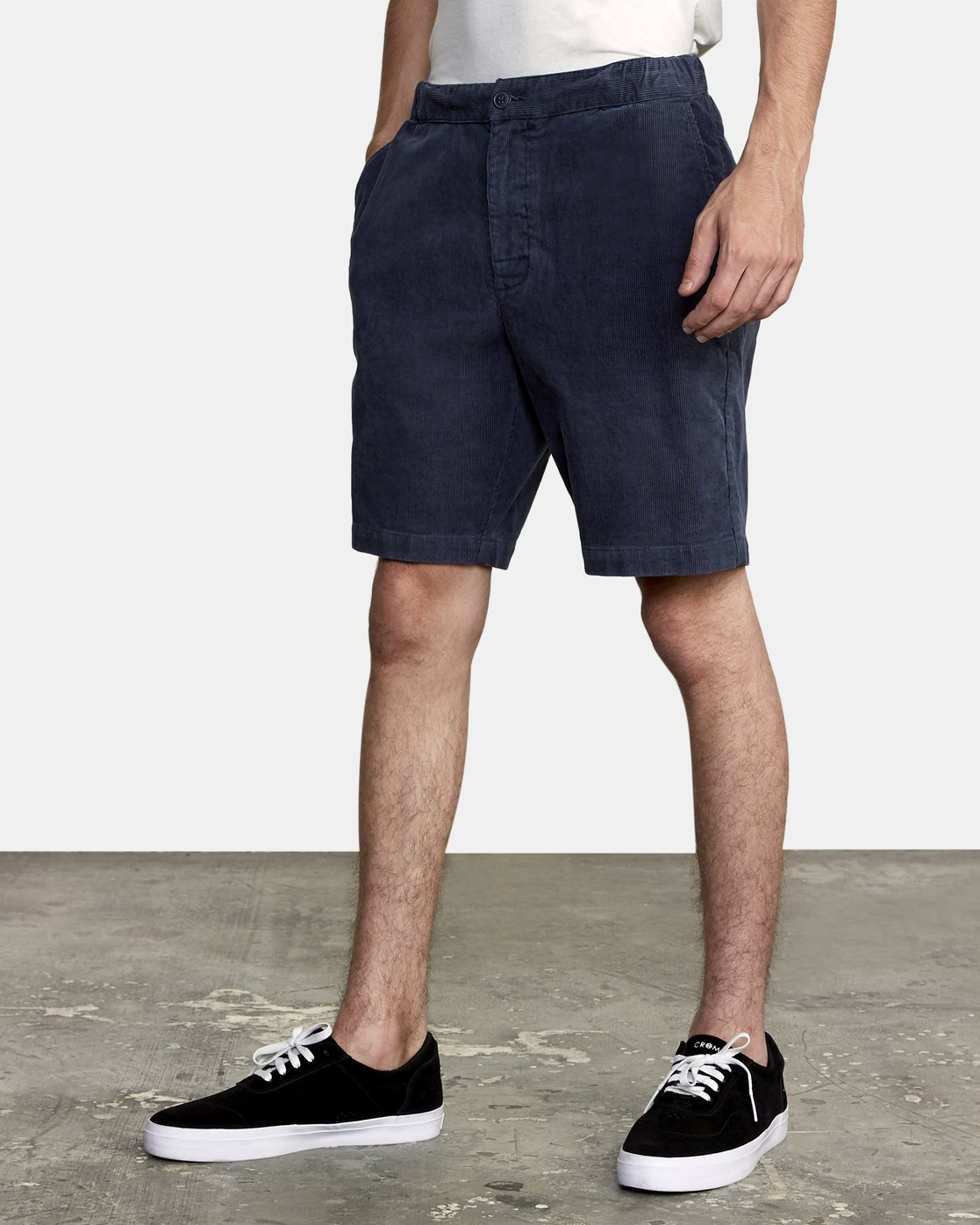 "2 All Time Slate 18"" - Solid Shorts for Men  S1WKRKRVP0 RVCA"