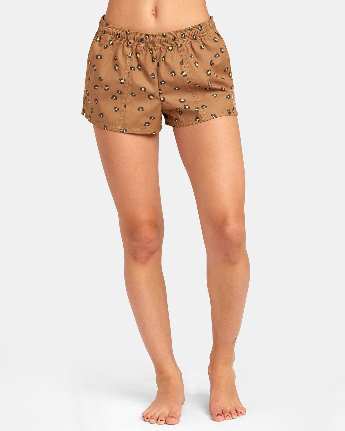 1 Synced Up - Swim Shorts for Women  S3BSRARVP0 RVCA